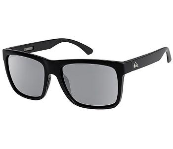 brýle Quiksilver Charger - XKBK/Matte Black/Flash Silver