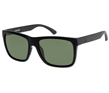 brýle Quiksilver Charger Premium - XMKM/Matte Black/Mineral Glass Green Polarized