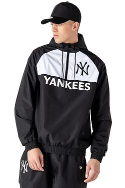bunda New Era Windbreaker MLB New York Yankees - Black