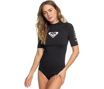 tričko Roxy Whole Hearted - KVJ0/Anthracite