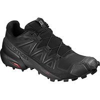 buty Salomon Speedcross 5 - Black/Black/Phantom