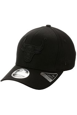kšiltovka New Era 9FI Tonal Stretch NBA Chicago Bulls - Black
