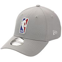 czapka z daszkiem New Era 39T League Shield NBA Logo - Gray