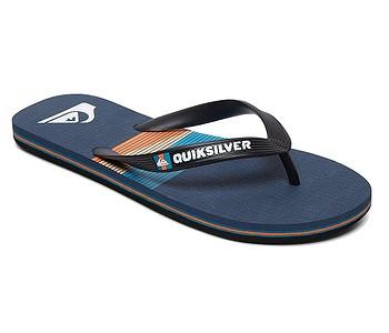 žabky Quiksilver Molokai Seasons - XKBB/Black/Blue/Blue