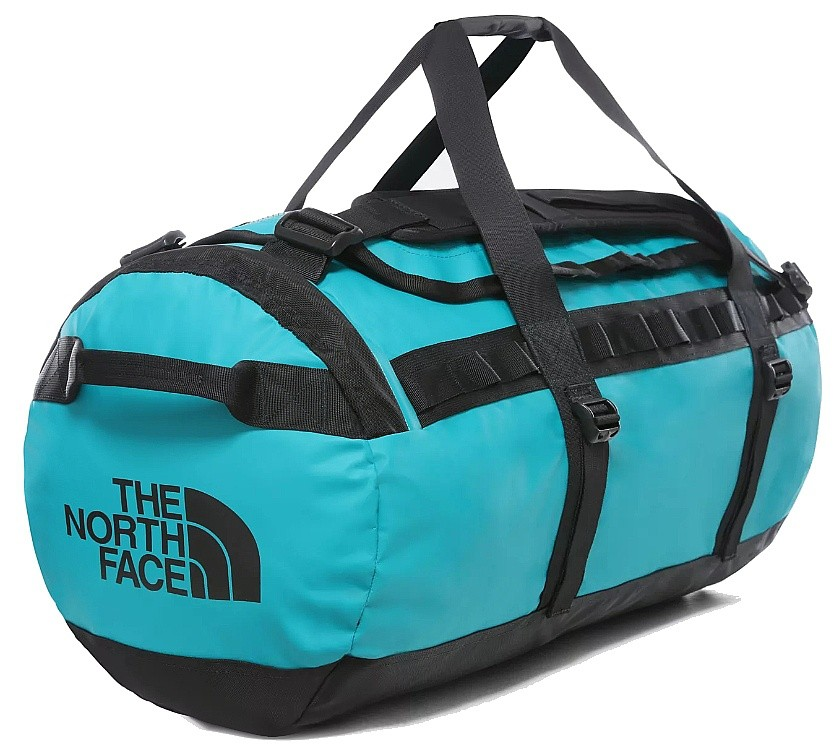 M Classic Green//TNF Black The North Face Base Camp Duffel