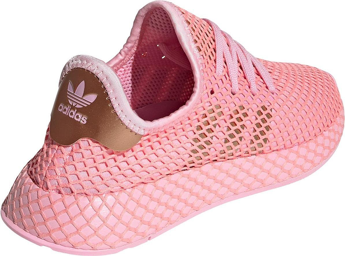 adidas deerupt neon pink