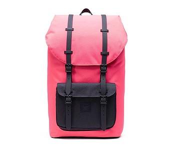 batoh Herschel Little America - Neon Pink/Black