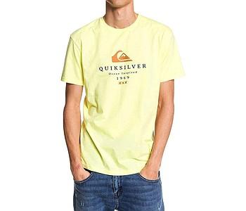 tričko Quiksilver First Fire - GCA0/Charlock