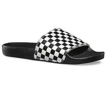 boty Vans Slide-On - Checkerboard/White