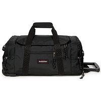 suitcase Eastpak Leatherface S+ - Black