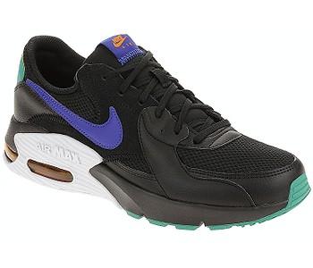 boty Nike Air Max Excee - Black/Hyper Blue/Neptune Green