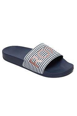 shoes Roxy Slippy II - 4BI/Blue Indigo - women´s
