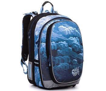 batoh Topgal MIRA 20018 - B/Blue