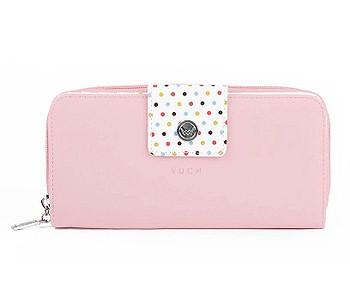 peněženka Vuch Britney Bird - Light Pink
