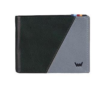 peněženka Vuch David - Green/Gray