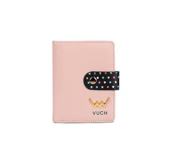 peněženka Vuch Odette - Light Pink/Multicolor Dots