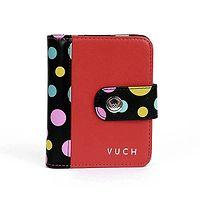 Brieftasche Vuch Tania - Red/Multicolor Dots - women´s