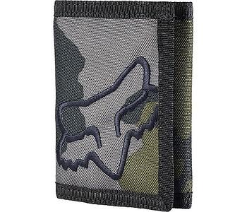 peněženka Fox Mr. Clean Velcro - Gray Camo