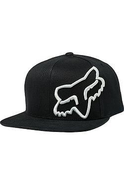 cap Fox Headers Snapback - Black - men´s