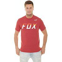 T-Shirt Fox On Deck Tech - Chilli - men´s