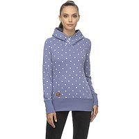 mikina Ragwear Chelsea Dots - 2058/Lavender