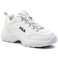 chaussures Fila Strada Low - White - women´s