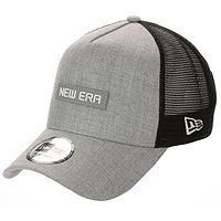 cap New Era 9FO Aframe Heather Trucker - Heather Gray - men´s