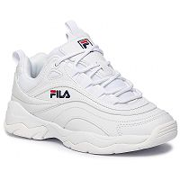 zapatos Fila Ray Low - White - men´s