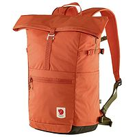 Rucksack Fjällräven High Coast Foldsack 24 - 333/Rowan Red