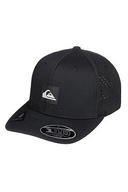 cap Quiksilver Adapted Flexfit - KVJ0/Black - men´s