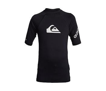 tričko Quiksilver All Time - KVJ0/Black