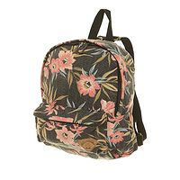 mochila Billabong Mini Mama - Black/Pink - women´s