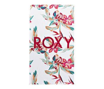 osuška Roxy Cold Water Printed - WBB7/Bright White Tropic Call S