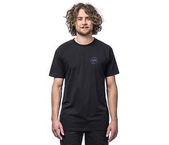 tričko Horsefeathers Token Max - Black