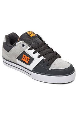 boty DC Pure - GO0/Dark Gray/Orange