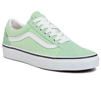 boty Vans Old Skool - Green Ash/True White