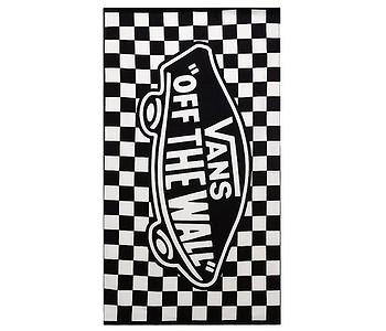 osuška Vans OTW Towel - Black/White Check