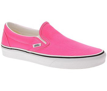 boty Vans Classic Slip-On - Neon/Knockout Pink/True White
