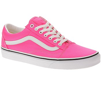 boty Vans Old Skool - Neon/Knockout Pink/True White