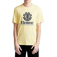 T-shirt Element Vertical - Popcorn - men´s