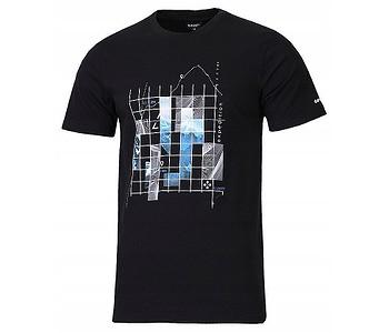 tričko Hi-Tec Roden - Black