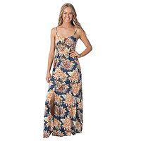 sukienka Rip Curl Sunsetters Maxi - Dark Blue