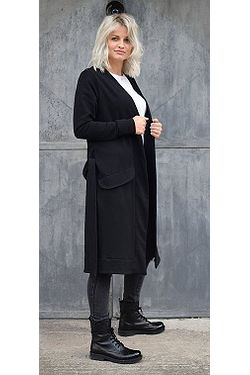 kabát M.ASCH-Be original M.ASCH - Black