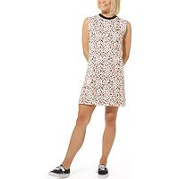 šaty Vans Leila Muscle - Leila Leopard
