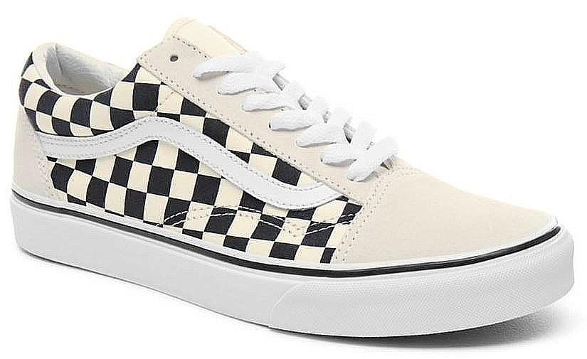 vans old skool checkerboard