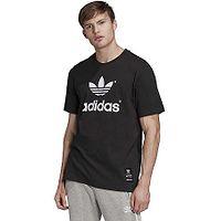 T-shirt adidas Originals Trefoil History 72 - Black/White - men´s