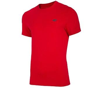 tričko 4F NOSH4-TSM003 - 62S/Red