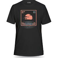 T-Shirt Dakine Maui Sunset - Black - men´s