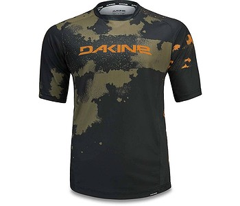 tričko Dakine Thrillium Jersey - Dark Olive