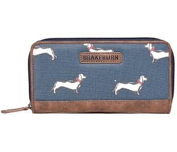 peněženka Brakeburn Sausage Dog Purse - Teal